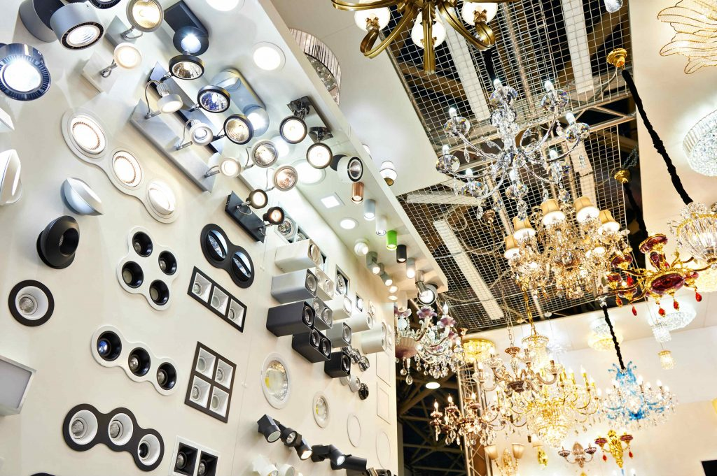 Lighting and Electrical Store